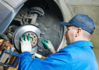 Brake repairs - get them done right because your life depends on them