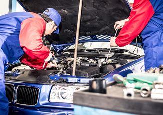 vehicle servicing at Pialba Brake, Clutch & Steering