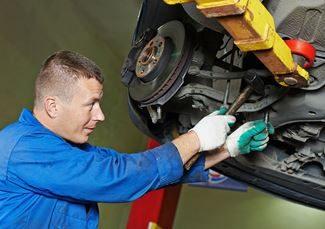 steering and suspension repairs